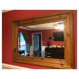 Thomasville mirror $200