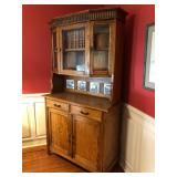 Antique Dutch Hutch $400