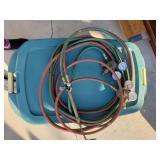 Welding hoses/gauges