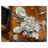 Royal Doulton 70 piece china set