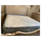 SOLD - King mattress set