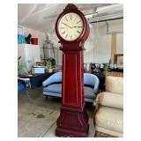 grandfather style clock