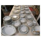 noritake 9 place setting china