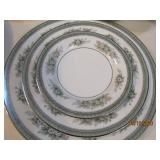 noritake  china settings