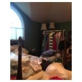 Bedroom set and linen