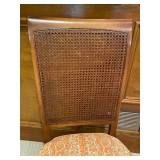 Occasional Chair with Cane Back