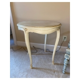 Round Solid Wood Accent/Decorator