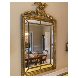 "Gilded Mirror 27.5""W X 51""H"
