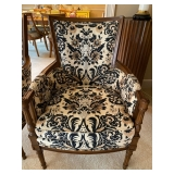 Hickory Chair Accent  Chair