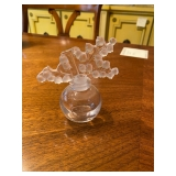 Lalique Clairfontaine Perfume Bottle w/ Stopper