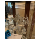 Various Lalique Collectable Figurines