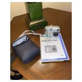 Nikon Coolpix Digital Camera w/ Case
