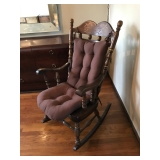 Rocking Chair with Pad