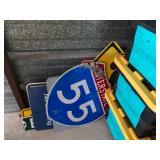 Original Street Signs