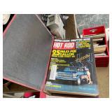 Old Hot Rod Magazines