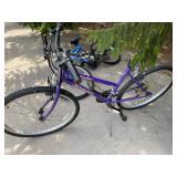 Girls Bike - Needs new seat
