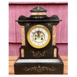 Antique/ Vintage Marble clock