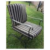 Wrought Iron Rocker