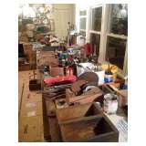 Tools, equipment, hardware miscellaneous and more tools!