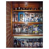 Dining Room  Over 50 Mariners Bobble heads