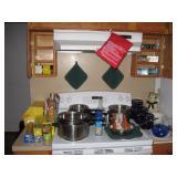Kitchen  Pots & Pans