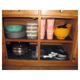 Kitchen  Mixing bowls, Pans