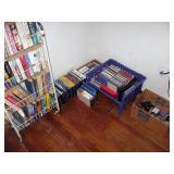 Center Bedroom  Books, Cd
