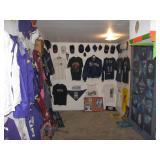 Basement Back Room  Sports stuff