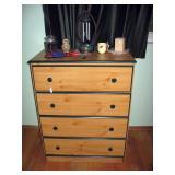 North Bedroom Left  Dresser