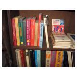 Basement main Room  Books