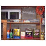 Garage  Chemicals