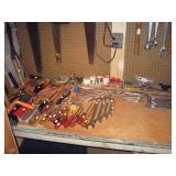 Garage  Craftsman Tools, Screw Drivers