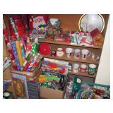 Basement Wash Room  Christmas