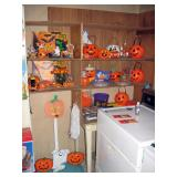 Basement Wash Room  Halloween