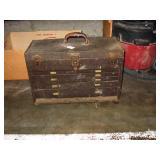 Garage  Kennedy Tools Box