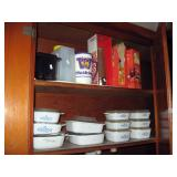 Kitchen  Corning Ware