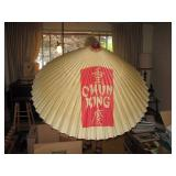 Living Room Left  Chun King Umbrella