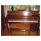 Living Room  Kimball Piano