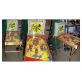 "Toy Room Right Superior ""State Fair"" Pin Ball Game"