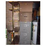 Basement Back Room   4 Drawer File Cabinet