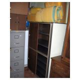 Basement Back Room  Metal Storage Cabinet (There is 5)
