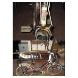 Basement Back Room  Fleet Wing Bicycle Made in West Germany