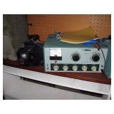 Basement Right Heathkit DX-60B