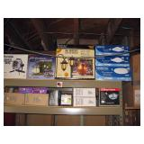 Basement Right  Ceiling lights, Out door lights, Flood light, etc