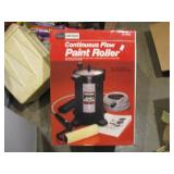 Basement Right  Craftsman Continuous flow paint roller kit