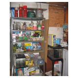 Basement Left  Aquariums, Thermos, Water coolers ,Bottles