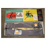 "Basement Right ""Karbelts"" A great display piece for your garage 1940"