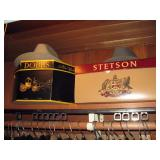 First Bedroom Right  Stetson hats