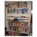 Back Bedroom Left  Books--Novels, Kids books, Kids learning books, Almanacs, Sears Catalogs, etc