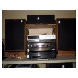 Basement: Klipsch Speakers-2 KG4 & KV3, Yamaha cdc705, Sony str-de925, RCA tjp900t